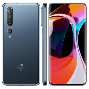 Telefon mobil Xiaomi Mi 10, 5G, 8K, AMOLED 90Hz 6.67inch, 8GB RAM, 128GB ROM UFS3.0, Snapdragon 865, WIFI 6, NFC, 4780mAh, Global, Negru4