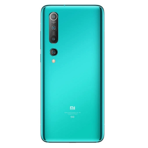 Telefon mobil Xiaomi Mi 10, 5G, 8K, AMOLED 90Hz 6.67inch, 8GB RAM, 128GB ROM UFS3.0, Snapdragon 865, WIFI 6, NFC, 4780mAh, Global, Verde2