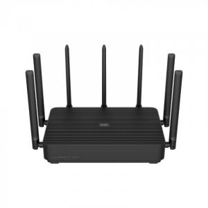 Router Wi-Fi Xiaomi Mi AIoT AC2350, Qualcomm QCA9563, 2.4G/5G, LAN 1000M, OpenWRT, Global, Negru0