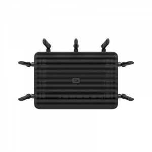Router Wi-Fi Xiaomi Mi AIoT AC2350, Qualcomm QCA9563, 2.4G/5G, LAN 1000M, OpenWRT, Global, Negru3