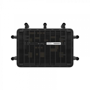 Router Wi-Fi Xiaomi Mi AIoT AC2350, Qualcomm QCA9563, 2.4G/5G, LAN 1000M, OpenWRT, Global, Negru4