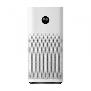 Purificator de aer Xiaomi Mi Air Purifier 3H, Filtru HEPA, Wi-Fi, 380 m³/h, Control vocal, Alb0