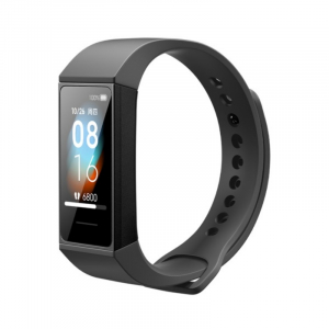 "Smartband Xiaomi Mi Band 4C, TFT 1.08"", Incarcare USB, Ritm cardiac PPG, Bluetooth v5.0, Waterproof 5ATM, 130mAh, Global, Negru0"