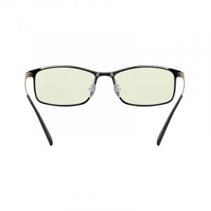 Ochelari de protectie Xiaomi Mi Computer Glasses, UV400, Blocare lumina albastra 40%, Lentile galbene, Usori si confortabili, Negru2