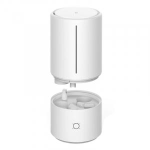 Umidificator de aer cu sterilizator UV-C Xiaomi Mi Smart Antibacterial Humidifier, 4.5L, 300ml/h, Wi-Fi, Alb3