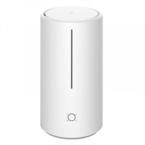 Umidificator de aer cu sterilizator UV-C Xiaomi Mi Smart Antibacterial Humidifier, 4.5L, 300ml/h, Wi-Fi, Alb0