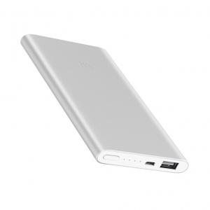 Acumulator extern Xiaomi Mi Power Bank 2, 5000mAh, Micro-USB, USB-A, Incarcare rapida, Incarcare la putere mica2
