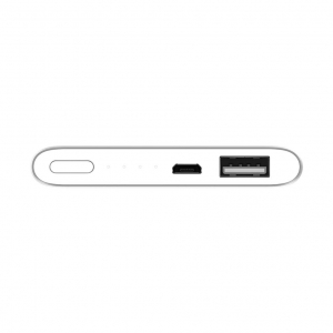 Acumulator extern Xiaomi Mi Power Bank 2, 5000mAh, Micro-USB, USB-A, Incarcare rapida, Incarcare la putere mica3