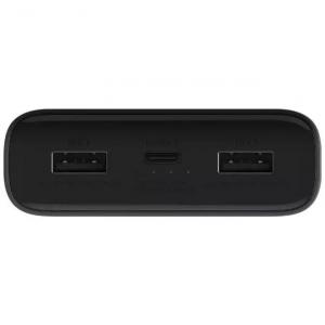 Acumulator extern Xiaomi Mi Power Bank 3 Pro, 20000mAh, USB tip C, Dual USB, Incarcare rapida 45W2