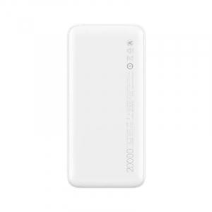 Acumulator extern Xiaomi Redmi Power Bank, 20000mAh, Micro-USB, USB Type-C, Dual USB, Incarcare rapida, Incarcare la putere mica2