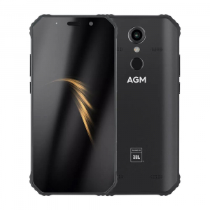 Telefon mobil AGM A9, IPS 5.99inch, 4GB RAM, 64GB ROM, Android 8.1, Snapdragon 450 Octa Core, Sunet Quad JBL, 5400mAh, Dual SIM0