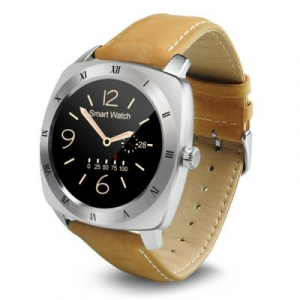Smartwatch Aiwatch DM88, 1.22 inchi IPS Display, Bluetooth 4.02