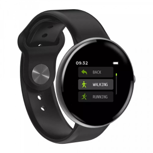 Smartwatch AllCall AC01, LCD TouchScreen 1.3inch, Ritm Cardiac, Fitness Tracker, Bluetooth 4.0, Waterproof IP68, 150 mAh6