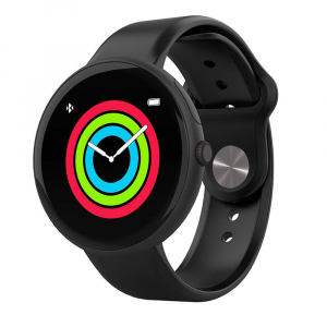 Smartwatch AllCall AC01, LCD TouchScreen 1.3inch, Ritm Cardiac, Fitness Tracker, Bluetooth 4.0, Waterproof IP68, 150 mAh0