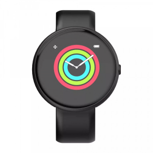 Smartwatch AllCall AC01, LCD TouchScreen 1.3inch, Ritm Cardiac, Fitness Tracker, Bluetooth 4.0, Waterproof IP68, 150 mAh3