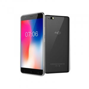 Telefon mobil AllCall Madrid 3G, Ecran Curbat 5.5 inch, Android 7, QuadCore, 1GB RAM 8GB ROM, OTG, 8 MP, Dual Sim1