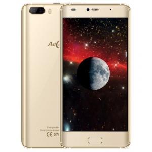 Telefon mobil AllCall Rio - Dualstore - husa silicon originala si casti stereo cadou3
