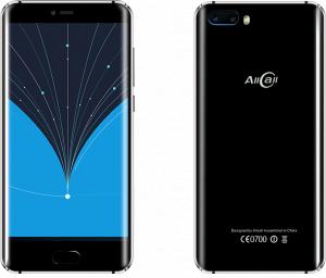 Telefon mobil AllCall Rio - Dualstore - husa silicon originala si casti stereo cadou8