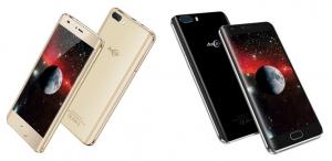Telefon mobil AllCall Rio - Dualstore - husa silicon originala si casti stereo cadou0