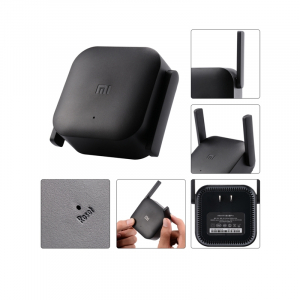 Amplificator Semnal WiFI Xiaomi Pro, viteza 300Mbs, frecventa  2.4G,  cu doua antene - DualStore [1]