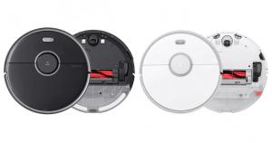 Aspirator Inteligent Xiaomi Roborock S5 Max, Control Aplicatie, Rezervor apa, Mop, Zone dedicate No-Mop, 5200mAh0