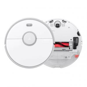 Aspirator robot Xiaomi Roborock S5 Max, Control Aplicatie, Rezervor apa, Mop, Zone dedicate No-Mop, 5200mAh3