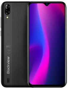 Telefon mobil Blackview A60, IPS 6.1inch, 1GB RAM, 16GB ROM, Android 8.1, MediaTek MT6580A, ARM Mali-400 MP2, 4080mAh,QuadCore, Dual SIM1