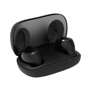 Casti wireless in-ear Blackview AirBuds 1 TWS Negru, Control tactil si vocal, DSP, Bluetooth v5.0, Master-Slave Switch0