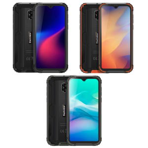 Telefon mobil Blackview BV5900, 3 GB RAM, 32 GB ROM, Android 9.0, MediaTek Helio A22, Quad-Core, 5.7 inch, 5580 mAh, Dual Sim0