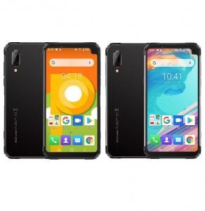 Telefon mobil Blackview BV6100, IPS 6.88inch, 3GB RAM, 16GB ROM, Android 9.0, Helio A22, PowerVR GE8300, Quad Core, 5580mAh, Dual Sim0