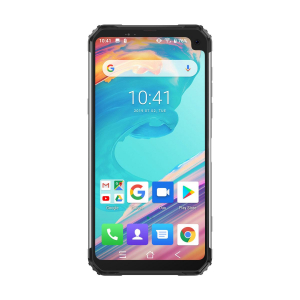 Telefon mobil Blackview BV6100, IPS 6.88inch, 3GB RAM, 16GB ROM, Android 9.0, Helio A22, PowerVR GE8300, Quad Core, 5580mAh, Dual Sim2