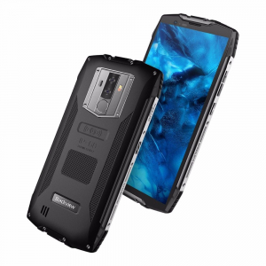 Telefon mobil Blackview BV6800 Pro, IPS 5.7inch, Waterproof IP68, MT6750T OctaCore, 4GB RAM, 64GB ROM, 6580mAh, Incarcare wireless, NFC6