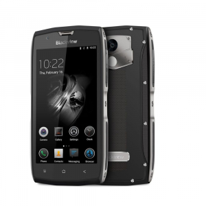 Telefon mobil Blackview BV7000, 4G, Waterproof IP68, MT6737T QuadCore, 2GB RAM, 16GB ROM, 5 inch FHD, NFC, Dual SIM1