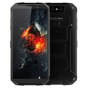 Telefon mobil Blackview BV9500 Plus, Android 9.0, 4GB RAM, 64GB ROM, 5.7inch,MediaTek Helio-P70OctaCore, 10000mAh, Waterproof, Dual SIM1