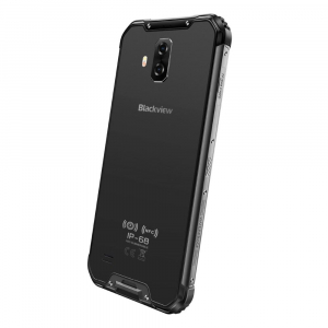 Telefon mobil Blackview BV9600 Pro,AMOLED6.21inch, Android 9.0, 6GB RAM, 128GB ROM, OctaCore, NFC, Waterproof3