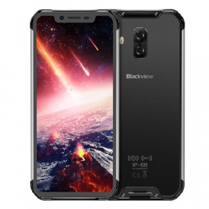 Telefon mobil Blackview BV9600 Pro,AMOLED6.21inch, Android 9.0, 6GB RAM, 128GB ROM, OctaCore, NFC, Waterproof0