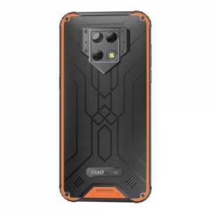 Telefon mobil Blackview BV9800 Pro, Android 9.0, 6GB RAM, 128GB ROM, 6.3IPS, Helio P70, Octa Core, NFC, Camera termica, 6580mAh8