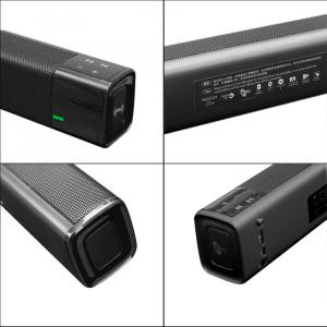 Boxa portabila wireless JKR KR1000 Bluetooth, 20W, AUX, USB, TF, compatibila iOS si Android1