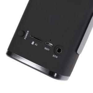 Boxa portabila wireless JKR KR1000 Bluetooth, 20W, AUX, USB, TF, compatibila iOS si Android6