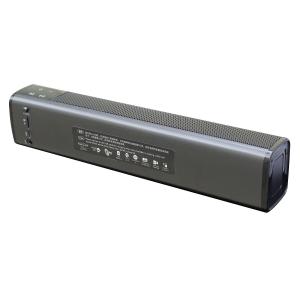 Boxa portabila wireless JKR KR1000 Bluetooth, 20W, AUX, USB, TF, compatibila iOS si Android3
