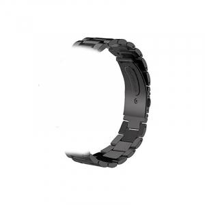 Bratara de schimb din metal cu zale mari  22mm pentru smartwatch Xiaomi AmazFit stratos/ GTR 47mm,1