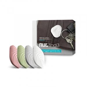Breloc Nut Find 3 Smart Tracker, Anti Pierdere, Alarma, Sistem de Urmarire, Bluetooth - Dual Store0