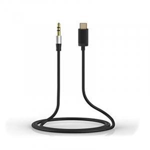 Cablu Audio adaptor Jack 3.5 mm Bluedio pentru Casti Audio cu USB Tip C Bluedio0