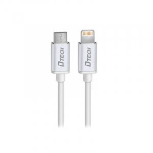 Cablu de incarcare sau de date  usb tip C - lightning  DTech2
