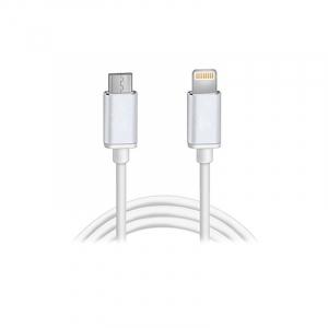 Cablu de incarcare sau de date  usb tip C - lightning  DTech1