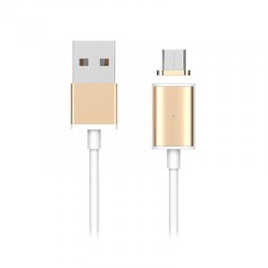 Cablu magnetic USB la alegere Tip C, Micro USB, Lightning (Iphone), pentru incarcare si transfer date3
