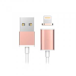 Cablu magnetic USB la alegere Tip C, Micro USB, Lightning (Iphone), pentru incarcare si transfer date4