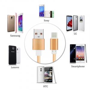 Cablu USB Tip C pentru smartphone, tablet Peston7