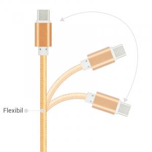 Cablu USB Tip C pentru smartphone, tablet Peston1