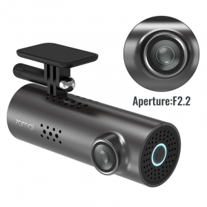 Camera auto 70Mai Midrive 1S D06 Smart Dash Cam 1080HD, Night Vision, Wifi, Inregistrare 130 grade, G-Sensor5